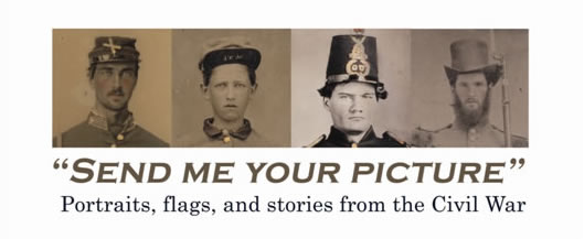 Portraits of Civil War Soldiers