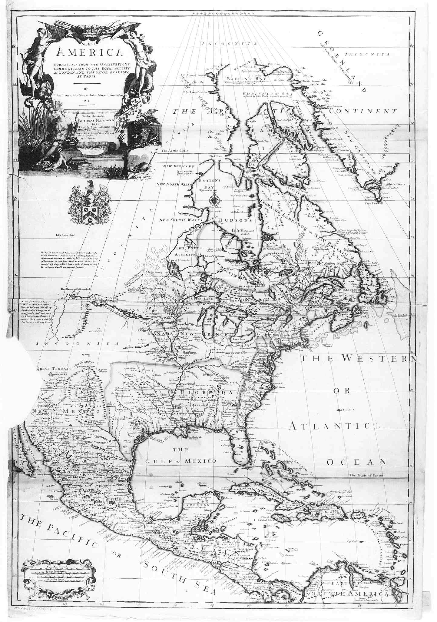Hargrett Rare Library Map Collection Colonial America - Early us maps