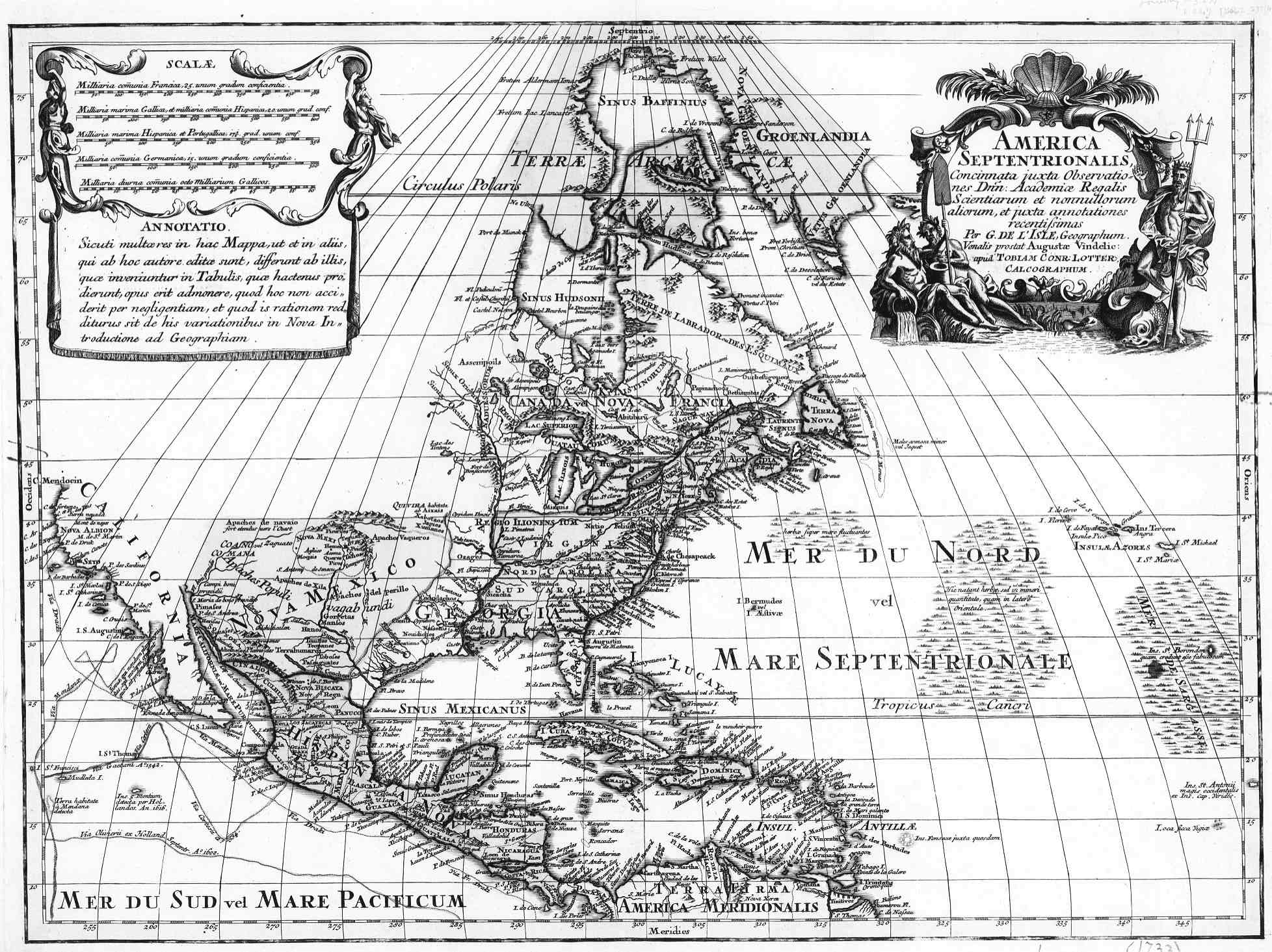 Hargrett Rare Library Map Collection Colonial America - Maps of georgia usa