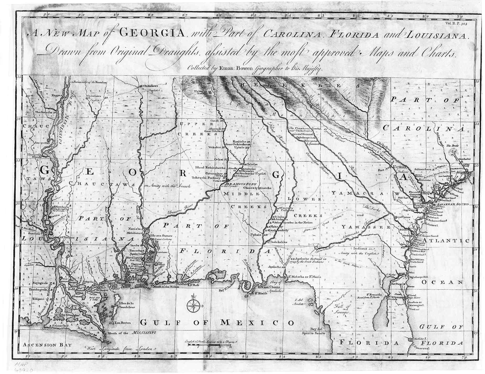 Georgia County Map - Georgia map rome