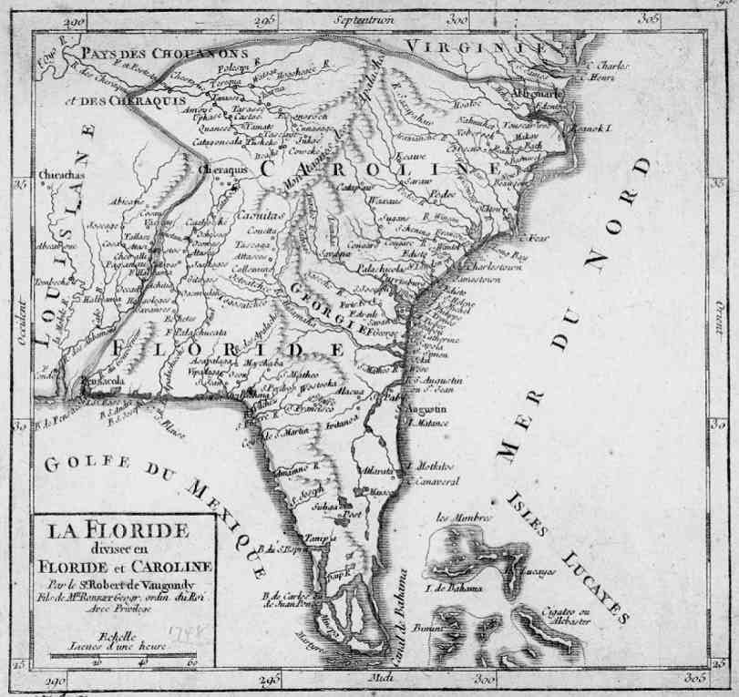Colonial Map Of Georgia.Hargrett Rare Library Map Collection Colonial America