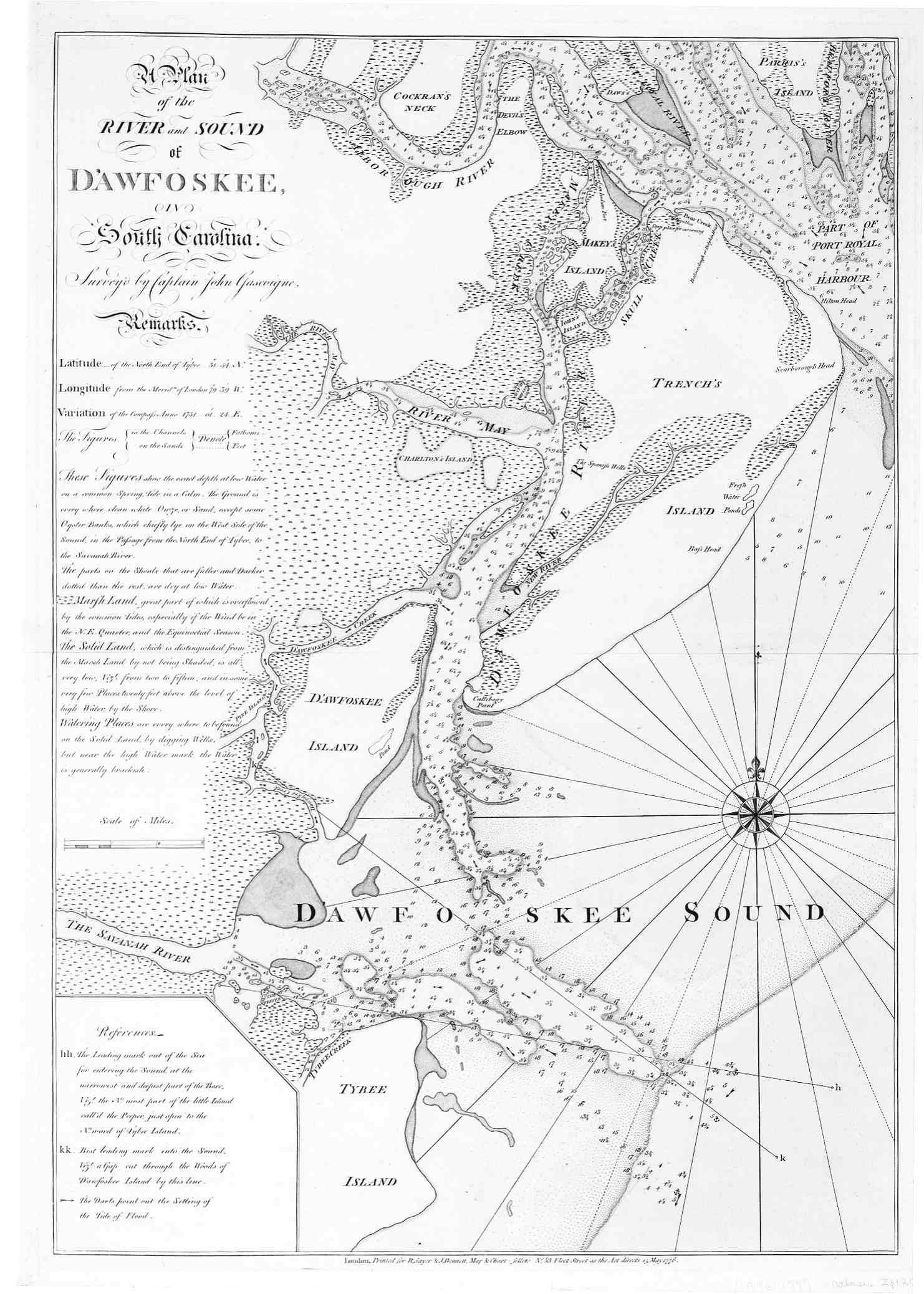 worksheet Revolutionary War Map Worksheet digital history 1776 a plan of the river and sound dawfoskee in south carolina