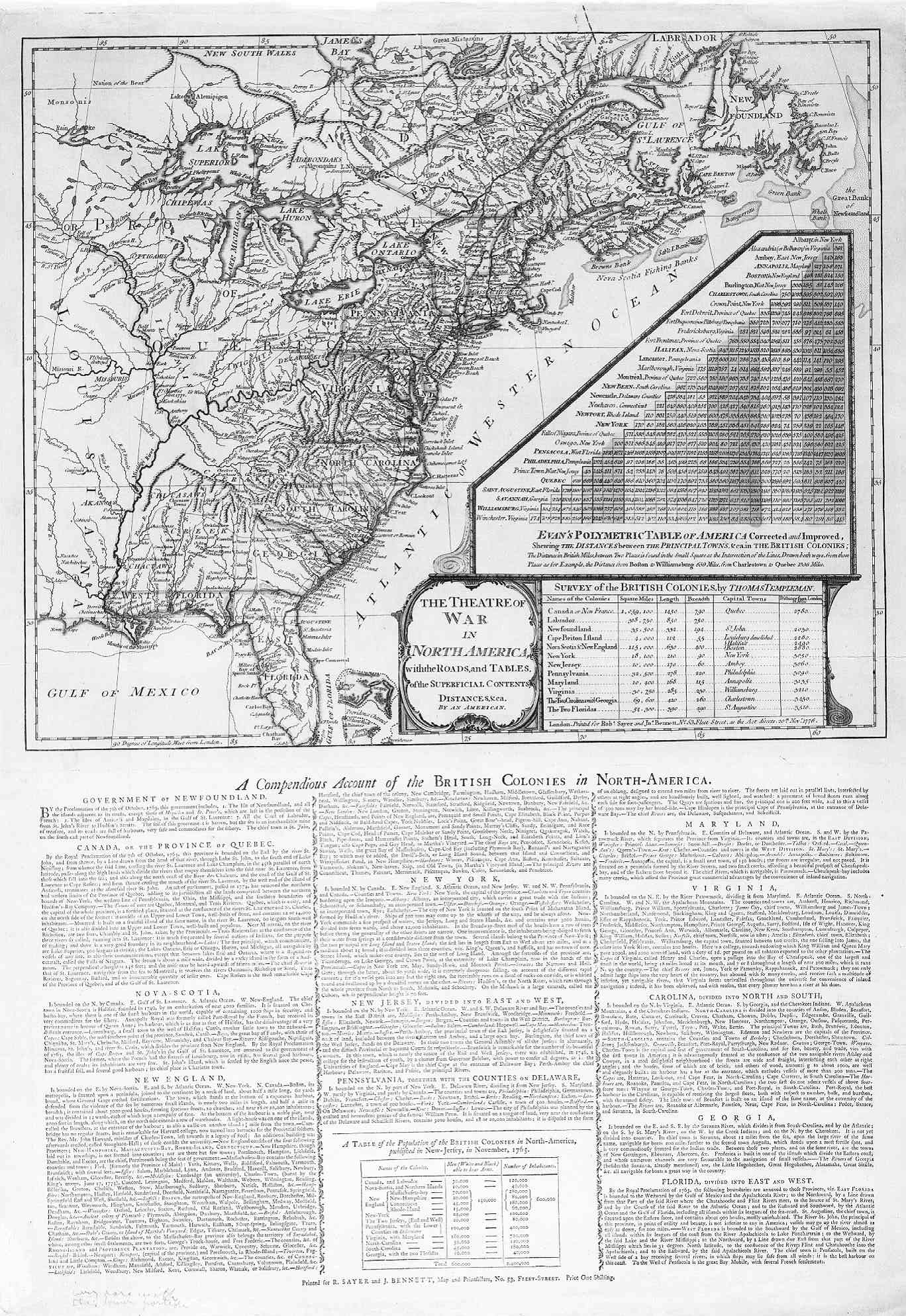 history on line essay by richard jensen revised  map of north america