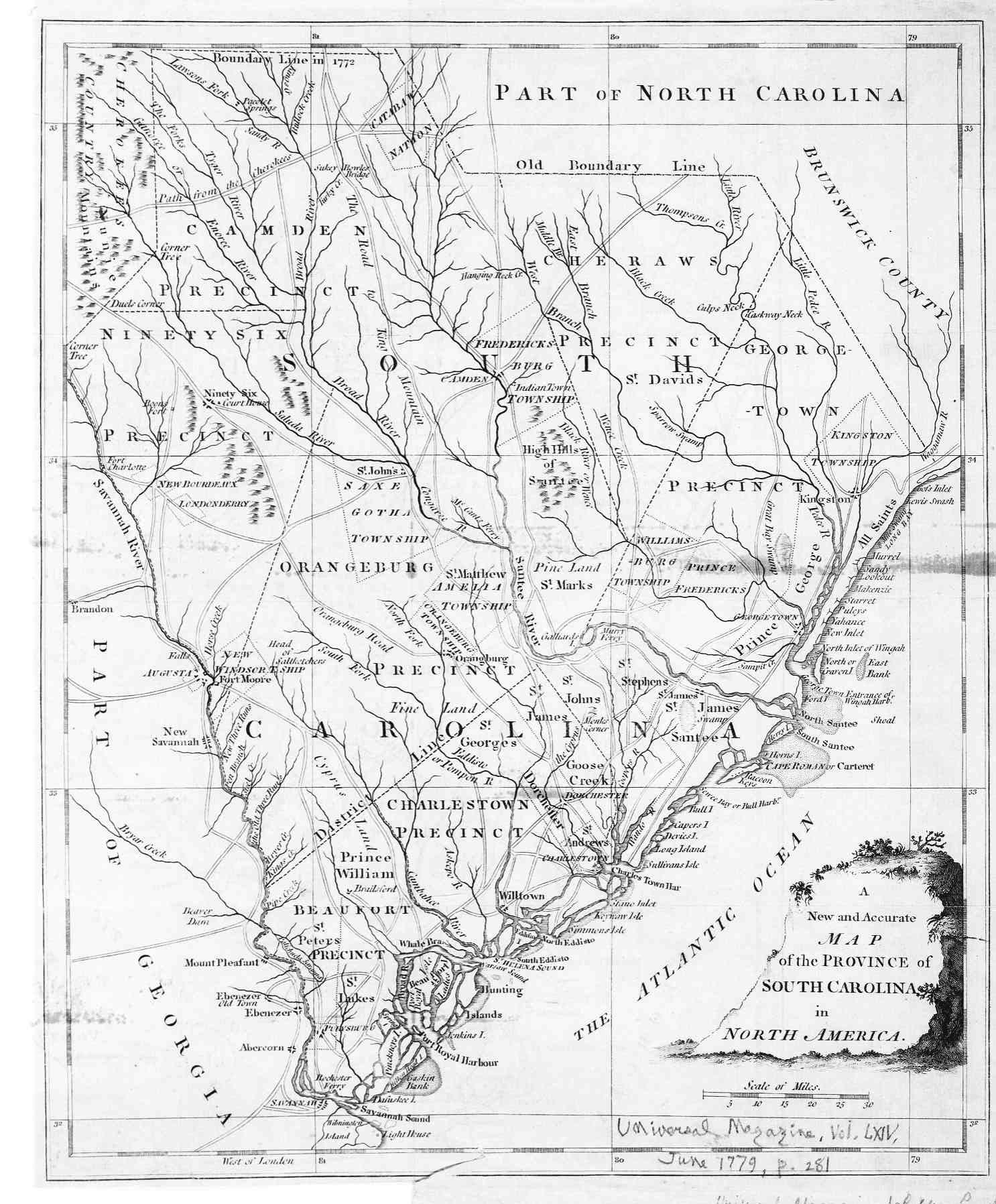 Marlboro County South Carolina Maps - Sc maps