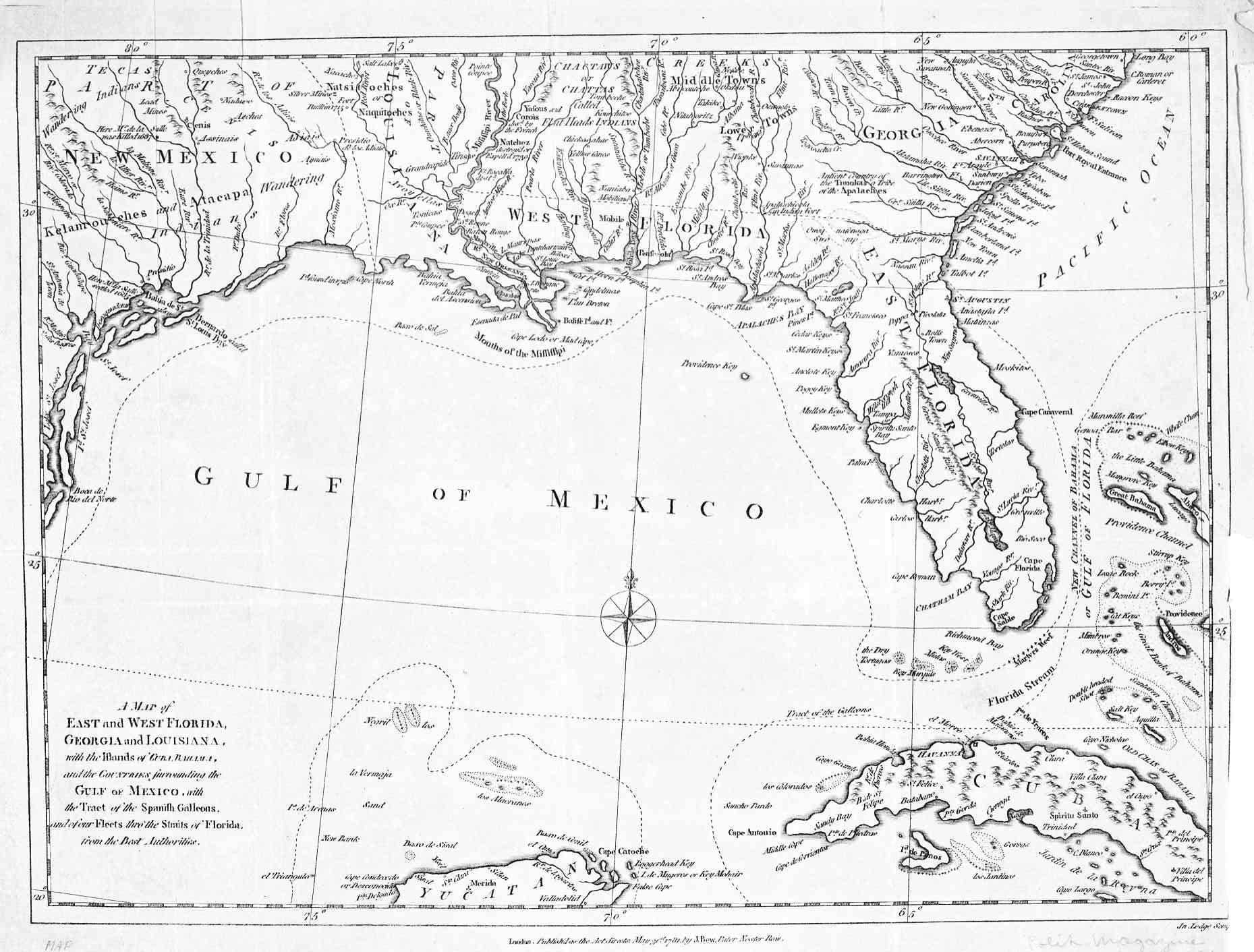 Map Of Florida Georgia.Hargrett Library Rare Map Collection Revolutionary America