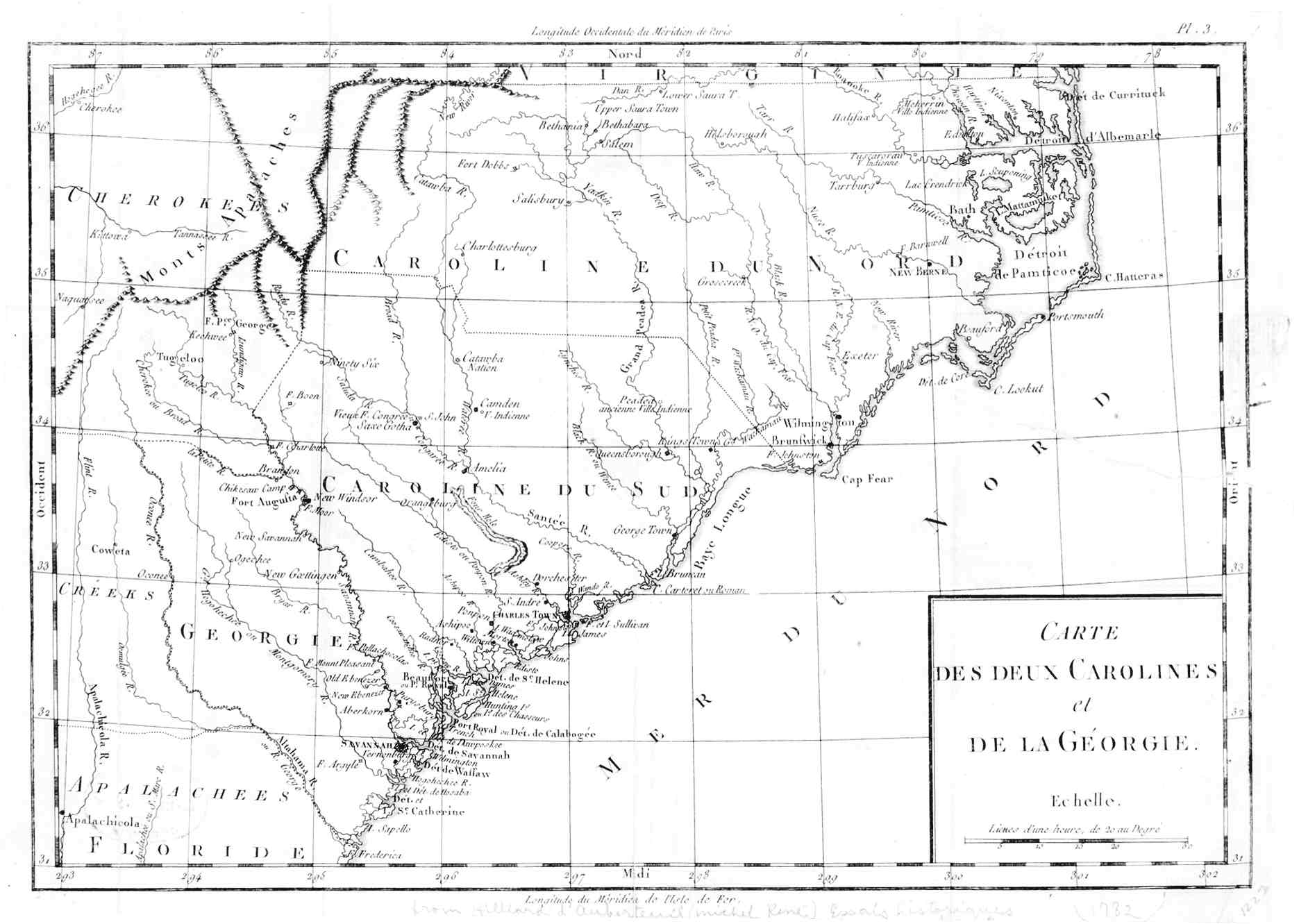 Map Of America Georgia.Hargrett Library Rare Map Collection Revolutionary America