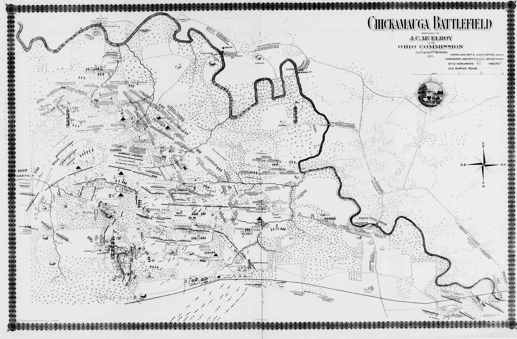 American Civil War States Map The American Civil War