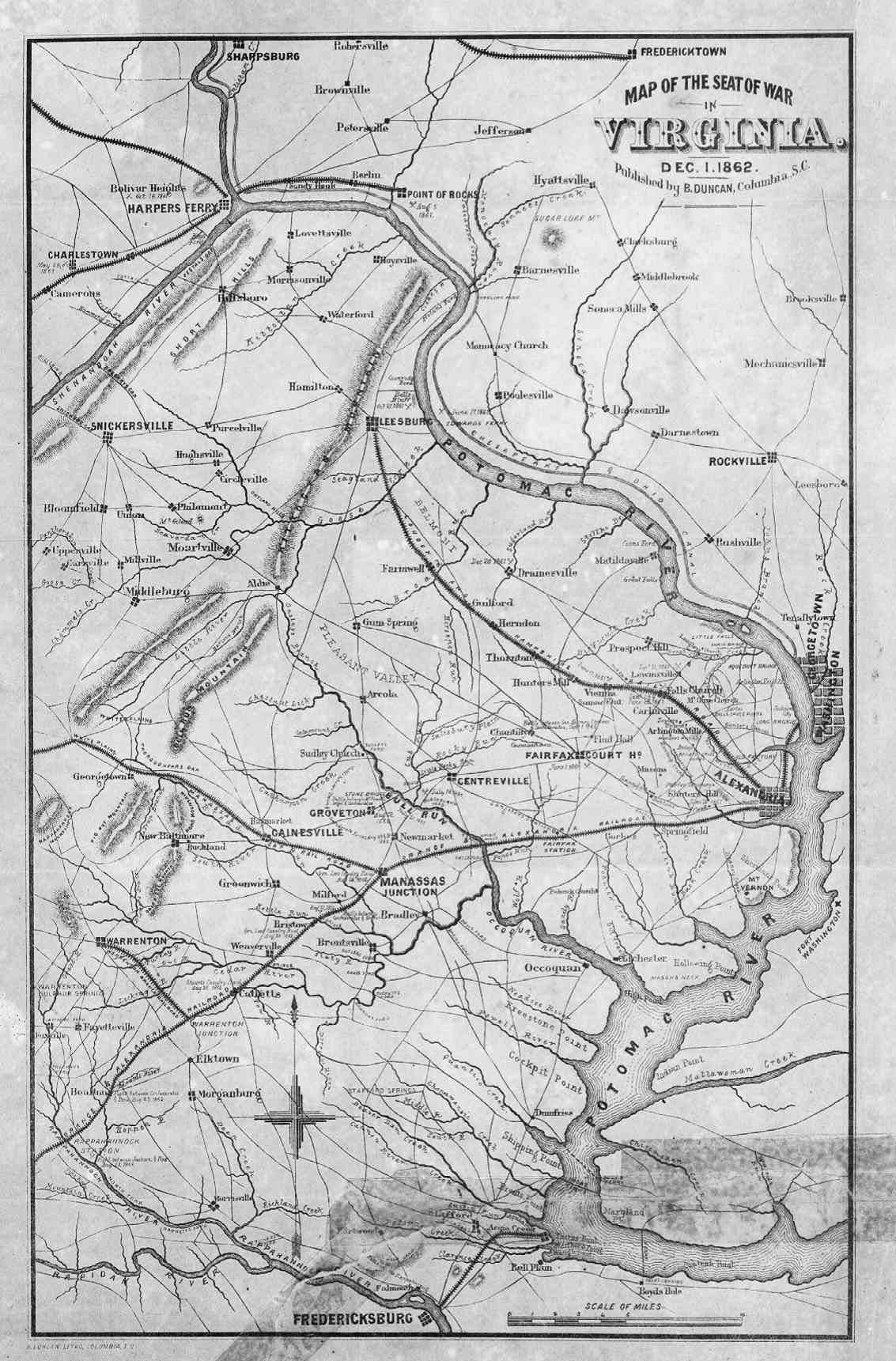 Digital History - Historic maps louisiana