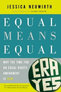Cover, Equal Means Equal