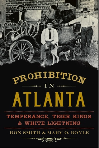 Cover, Prohibition in Atlanta