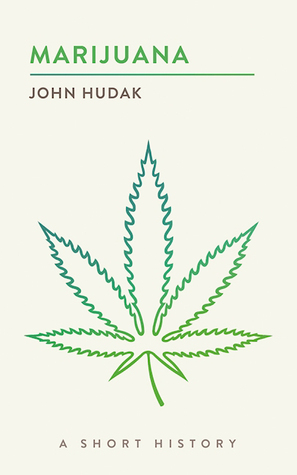 cover, Marijuana: A Short History