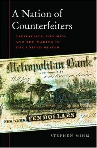 Cover of A Nation of Counterfeiters