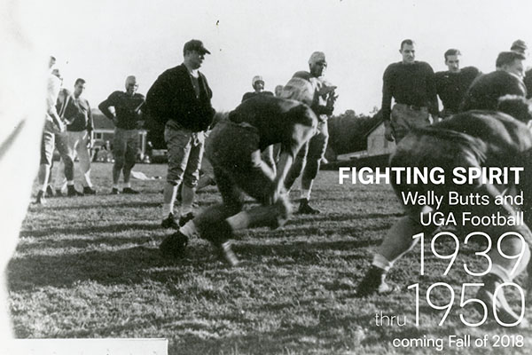 Feature Graphic, Fighting Spirit exhibit