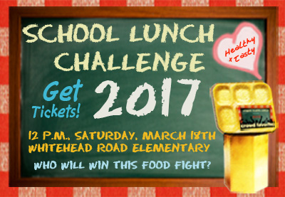School Lunch Challenge website logo