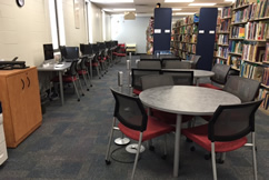Curriculum Materials Library study tables