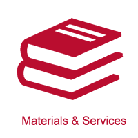 materials and services