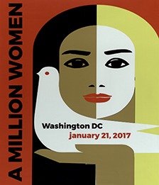 womens march poster 2017
