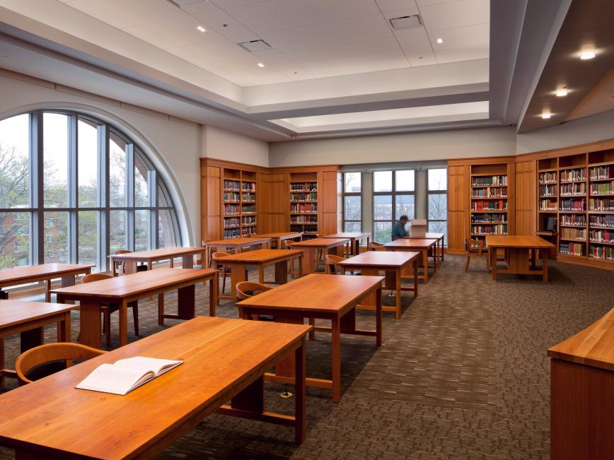 Hargrett Reading Room