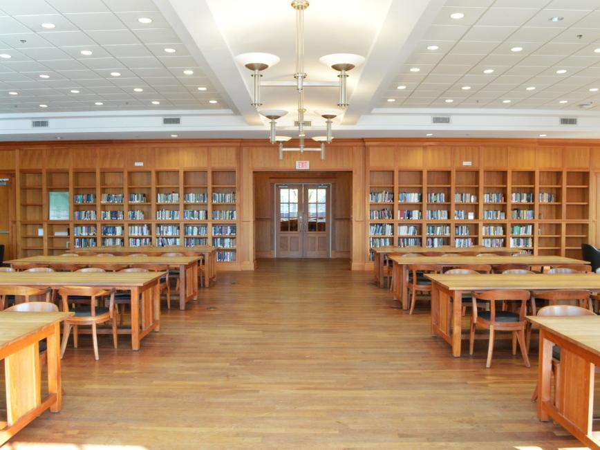 MLC Reading Room