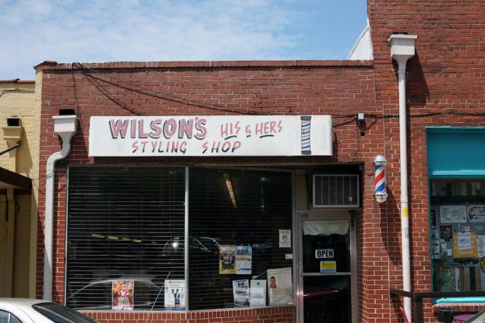 Wilson's His & Her Styling Shop (Hot Corner Association)