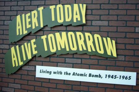 Alert Today, Alive Tomorrow: Living with the Atomic Bomb, 1945-1965