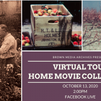 Virtual Tour: Home Movie Collections