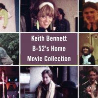 Keith Bennett B-52's Home Movie Collection
